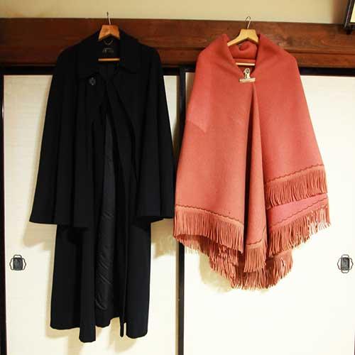 太宰治風のコート